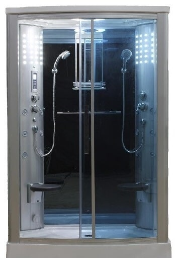 WS-803L 110v ETL Certified Steam Shower