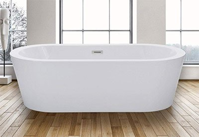 American Standard 2461.002.011 Cambridge Soaking Bathtub