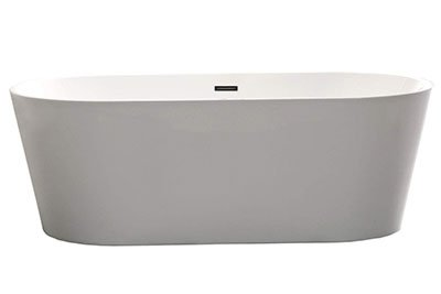 KIVA RHYME Freestanding Bathtub