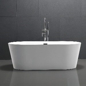 KIVA RHYME Freestanding Bathtub. U003eu003e