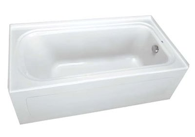 ProFlo PFS6042LSK Alcove Soaking Bath Tub