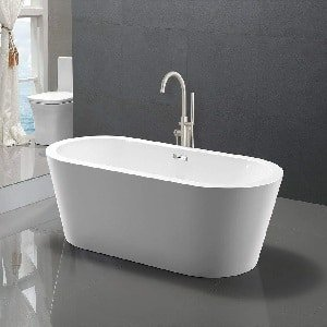 Woodbridge Contemporary Soaking Tub