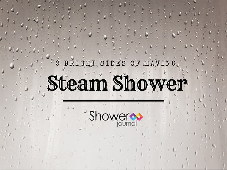 steam shower Bright Sides