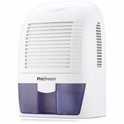 Pro Breeze PB-03-US Electric Mini Dehumidifier, 2200 Cubic Feet,