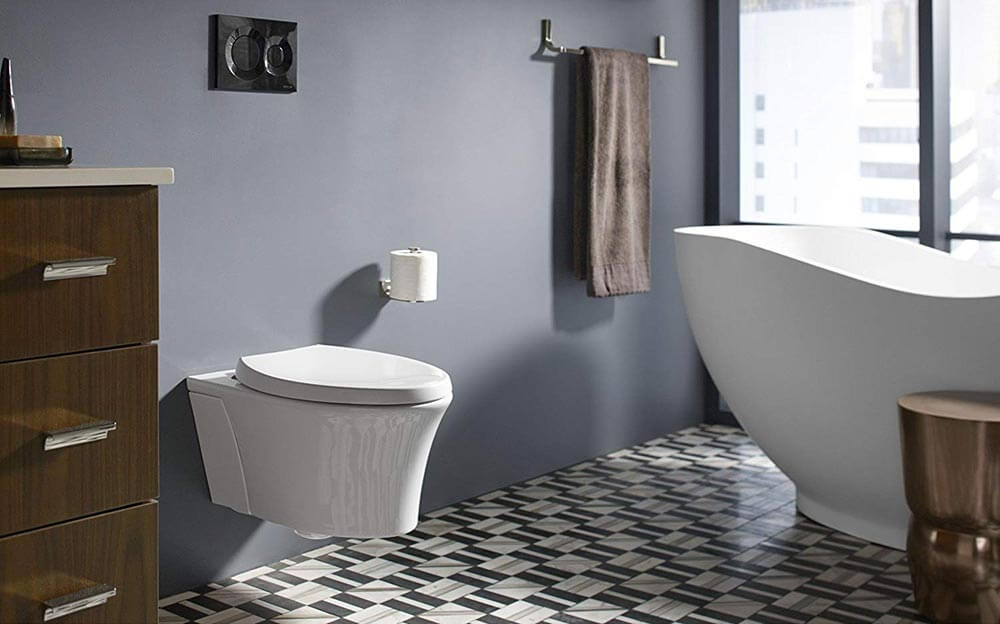 Best Wall Mounted Toilets 2019 For Small Bathroom