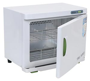 AW 2in1 UV Sterilizer-23L Hot Towel Warmer Cabinet