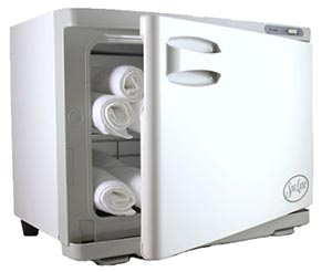 Spa Luxe Hot Towel Cabinet Warmer