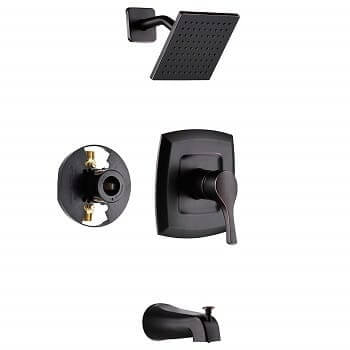 Gabrylly Shower Faucet, Single-Function