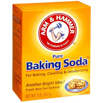 Baking Soda For Clogged Shower Head