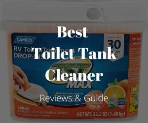Best toilet tank cleaner