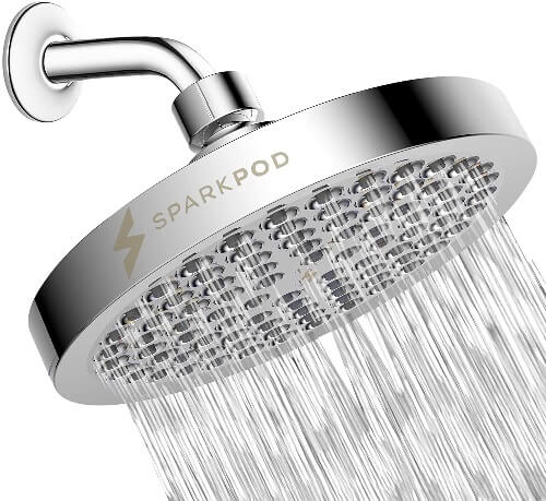 SparkPod Shower Head Review