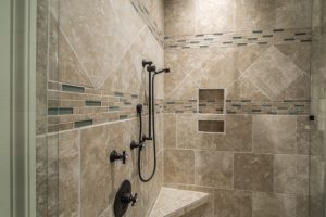 can shower tiles be painted